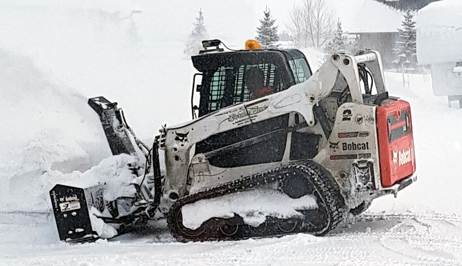 Quick and Convenient Snow Removal
